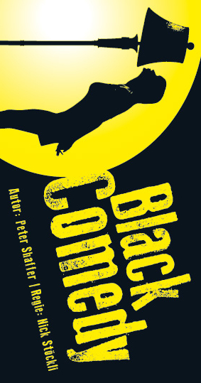Banner Black Comedy